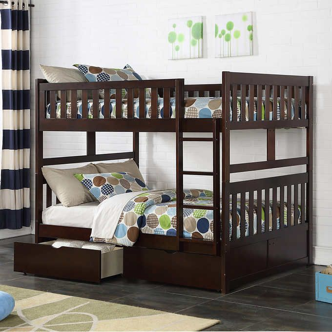 Best Skylar Double Over Double Bunk Bed Bunk Beds Double 400 x 300