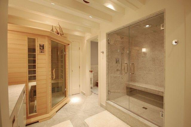 DAMPFBAD   Wooden Accent In Sauna Design Ideas | New Home Design  Www.homenewdesign.