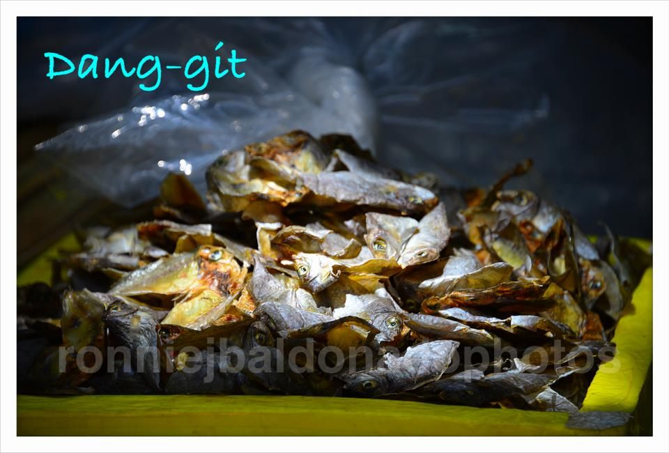 Dang-git dried fish - famous for Filipinos as one of their favorite viand. #byronniebaldonado #onlyinthePhilippines #Philippines