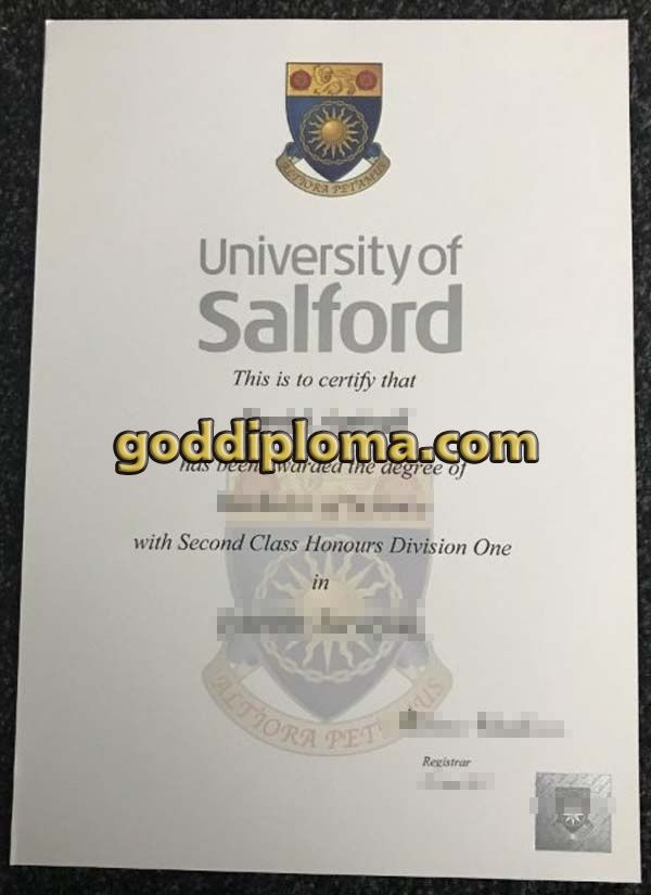the university of salford http\/\/wwwdocumentscenter - first class honours