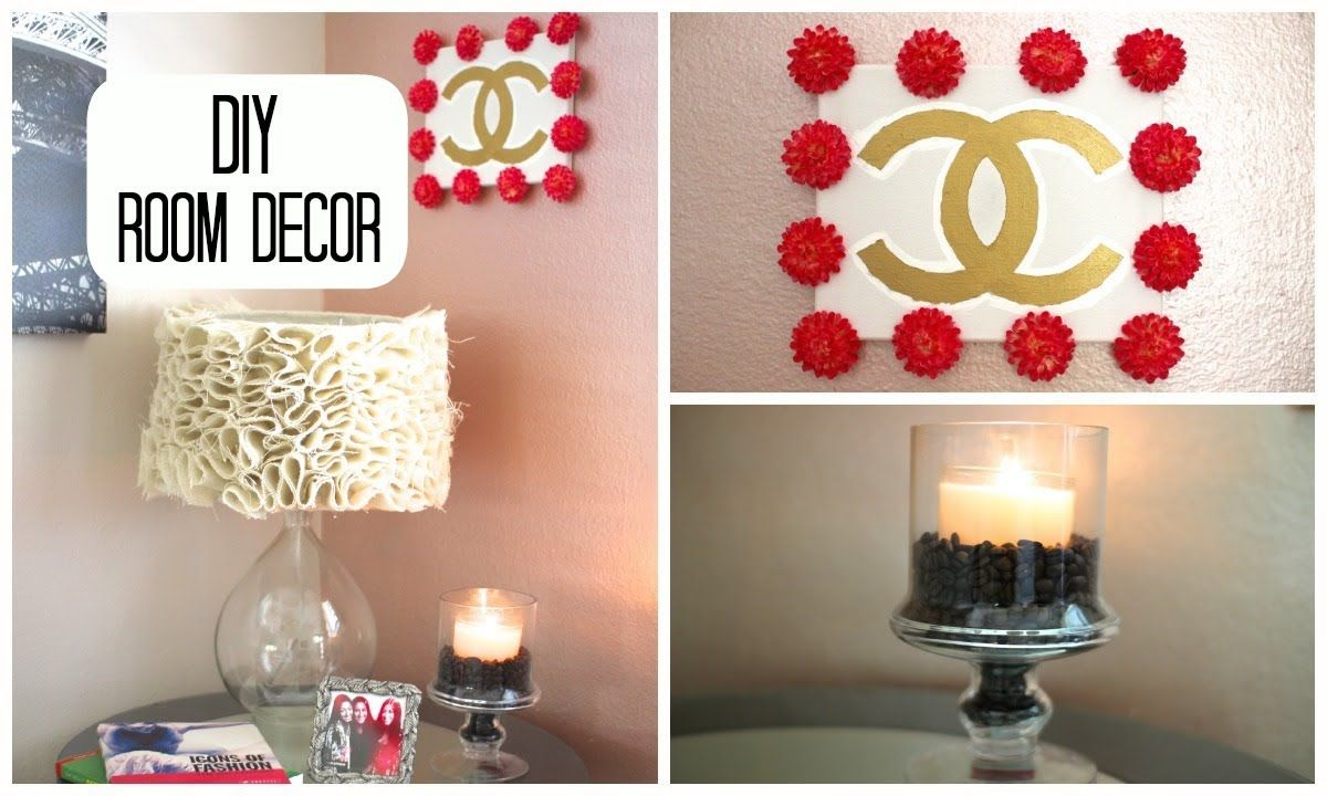 DIY Room Decor Cute Simple - YouTube #diy #decor #diy #decoration