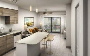 Morgan Develops Miami Luxury Community Apartment Residential Complex Luxury