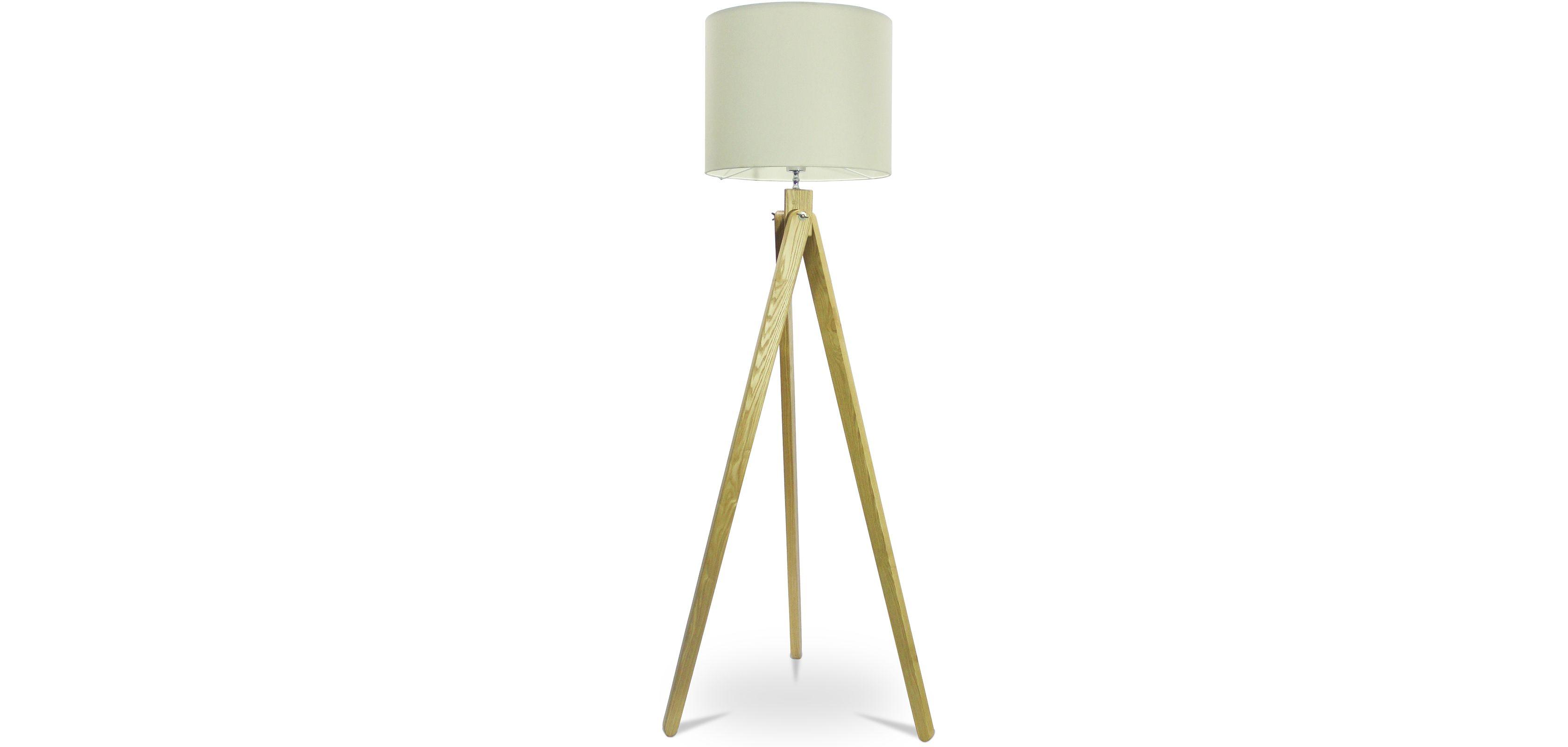 Lampadaire trpied style nordique bois home pinterest lampadaire trpied style nordique bois aloadofball Images