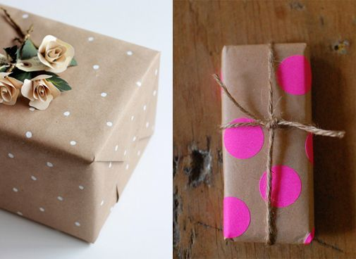 Craft Wedding Gifts: Creative Way To Wrap Your Bridal Party And VIP Presents