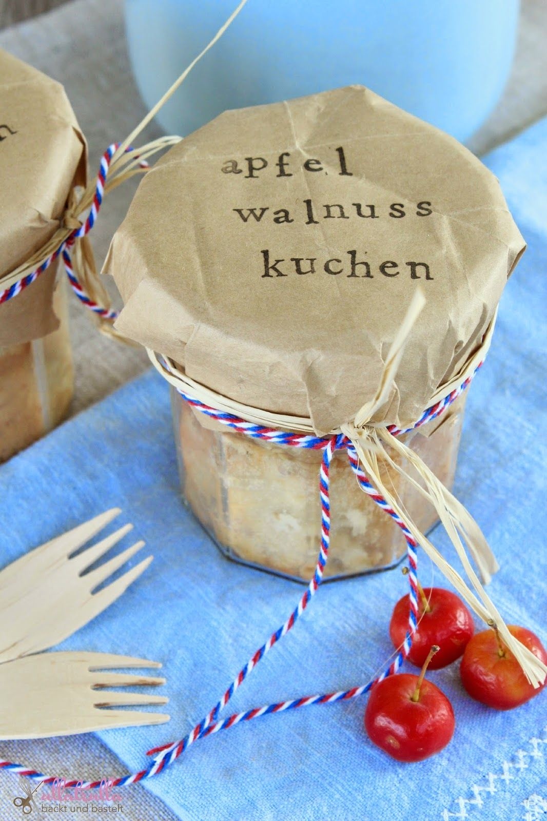 ullatrulla backt und bastelt: Geschenk aus der Küche   DIY für ...