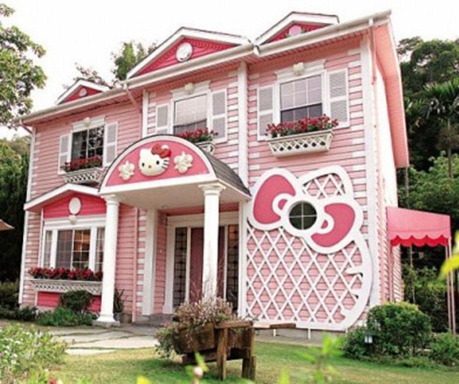 Hello Kitty Room Stuff