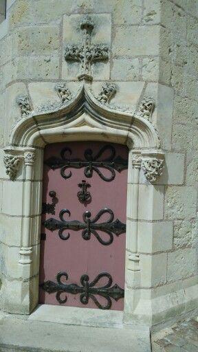 Porte château de langeais