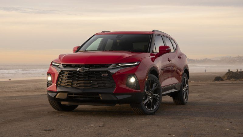 2020 Chevrolet Blazer Review Buying Guide It Sure Isn T Boring Filed Under Chevroletbuying Guidenew Car Reviewscr In 2020 Chevrolet Blazer Chevrolet Sporty Suv