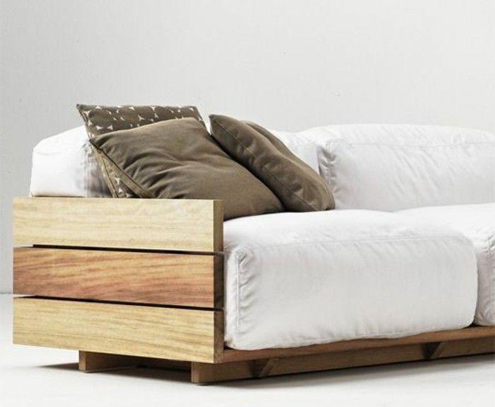 Comment Fabriquer Un Canapé En Palette Tuto Et Super Idées - Canape tres design