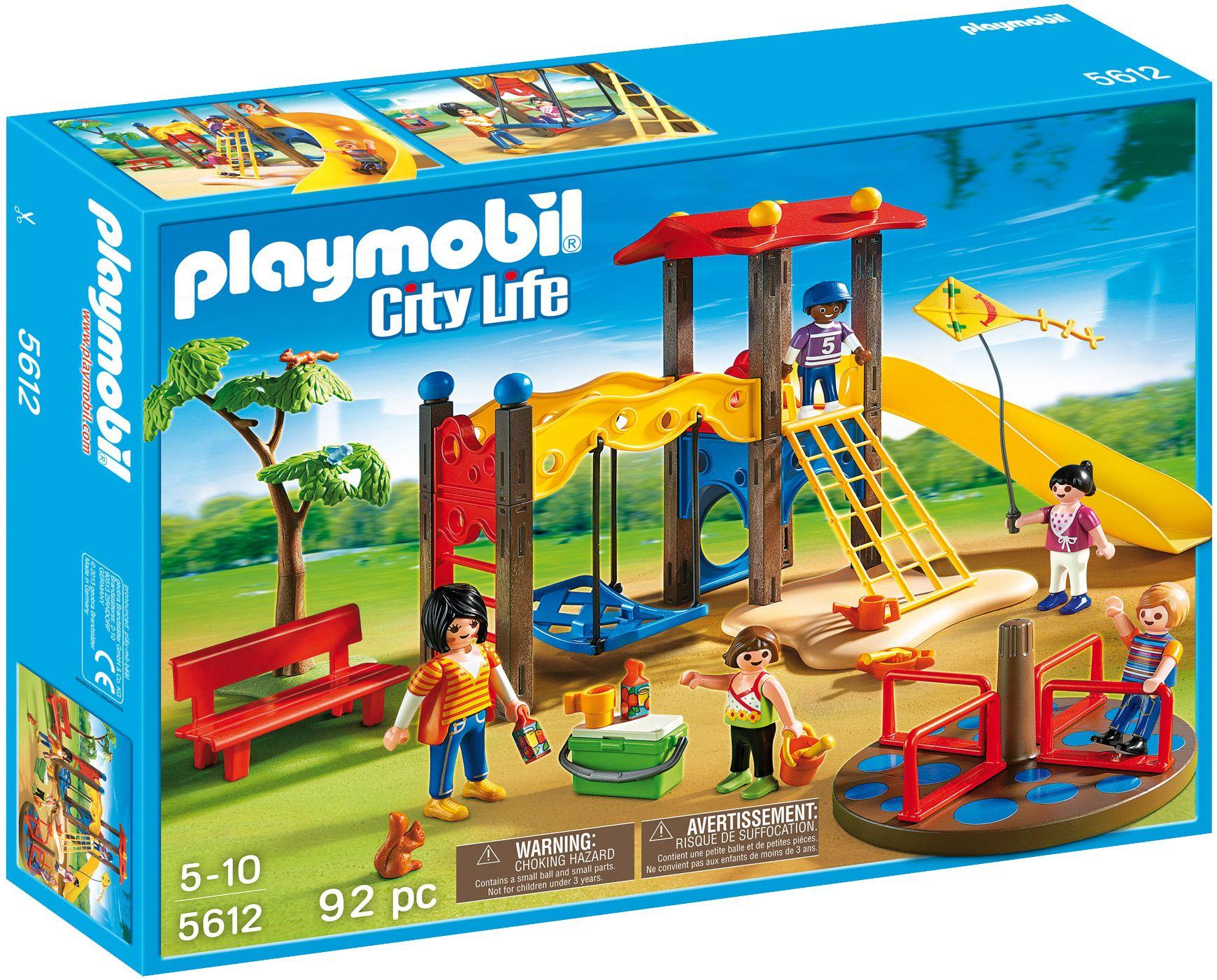 Epingle Sur Playmobil City Life
