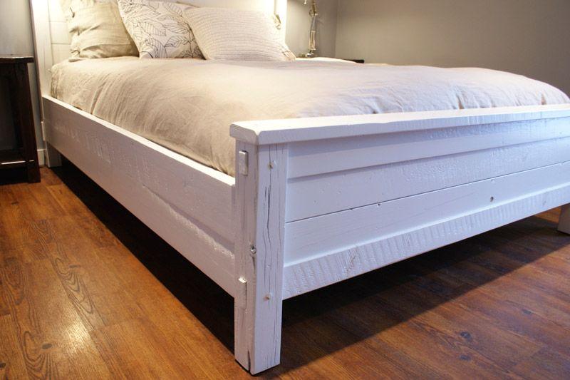 French Antique Bed Frame / Liken Woodworks   Woodworking   Pinterest ...