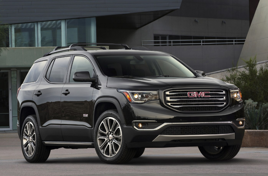 2018 Gmc Acadia Colors Release Date Redesign Price Appropriate Following Enduring An Successful Streak With 2018 Gmc Acadia Earlier Y Safest Suv Mid Size Suv Chevrolet Blazer