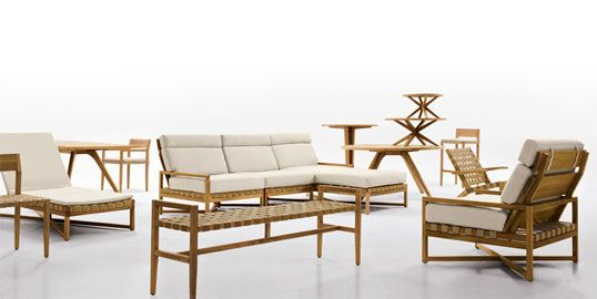 Rusa Outdoor Collection By Kaa Design From Within Reach