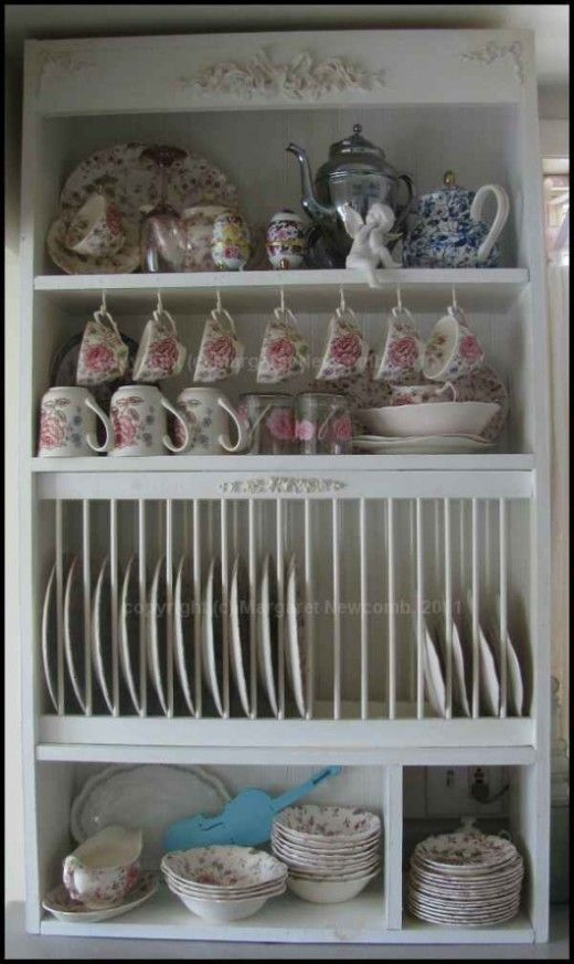 How To Build Your Own Plate Rack