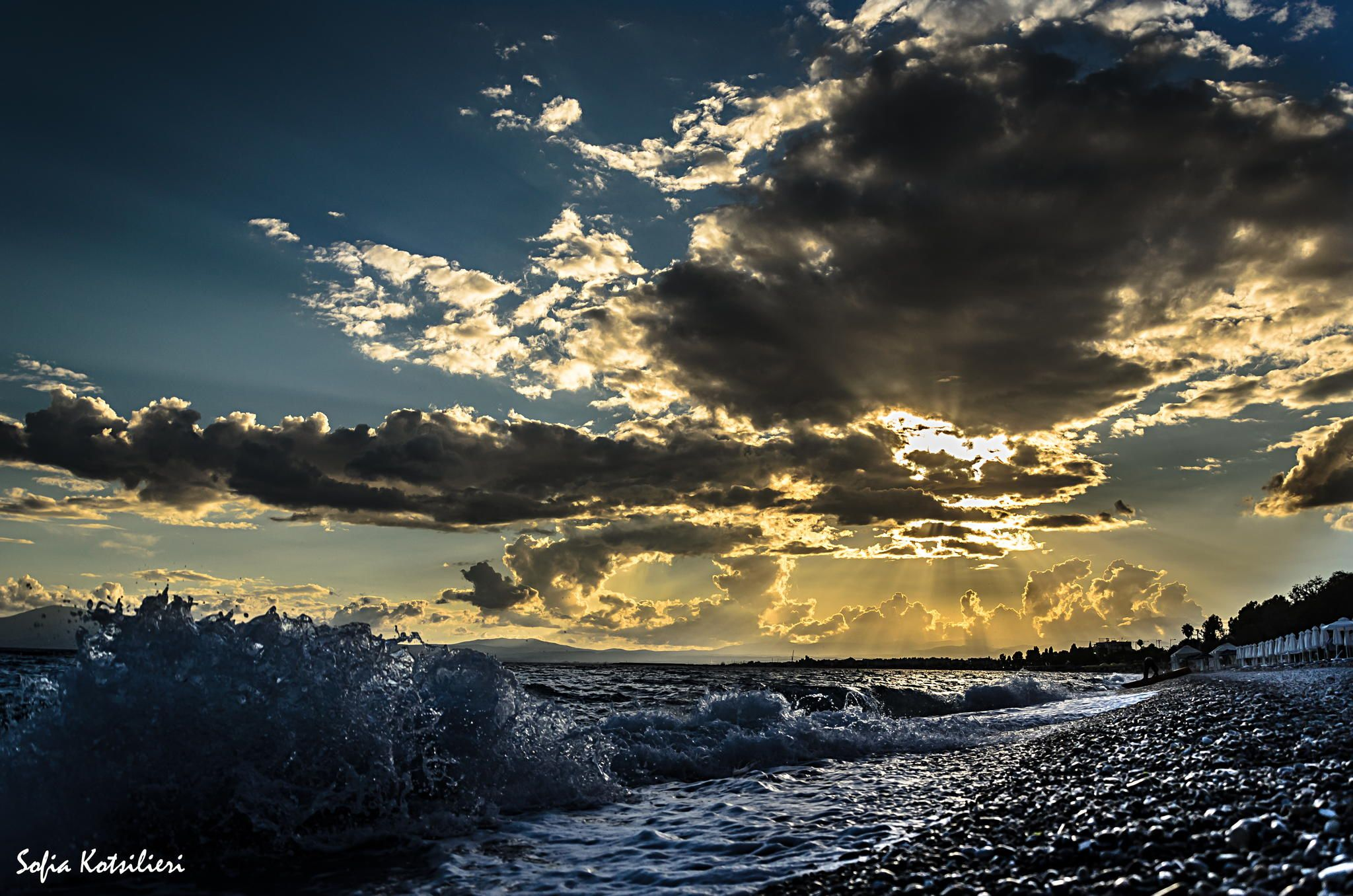 Photograph strange summer... by Sofia  Kotsilieri on 500px