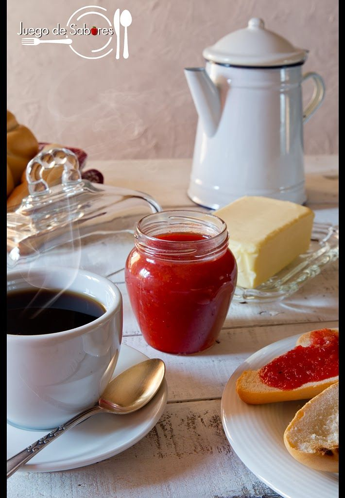 Strawberry, Apple, Cardamom & Carrot Jam