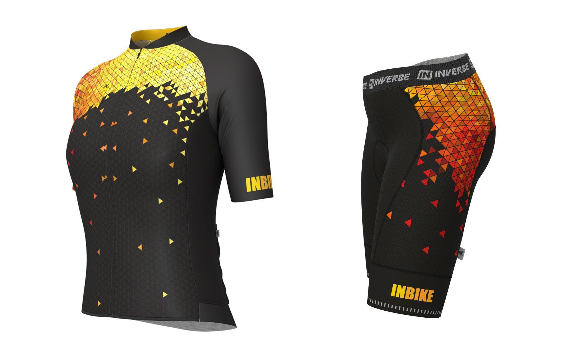 """Nueva serie limitada """"INBIKE"""" de maillot 028e03879"""