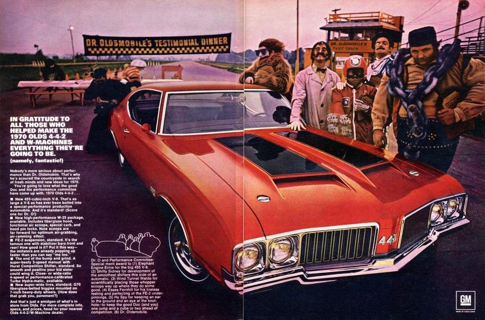 Top Ten GM Option Packages From 1950\'s to 1970\'s | Blog - MCG Social ...