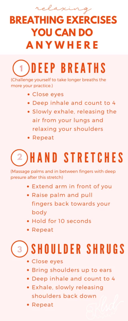 Work Stress Quotes Workout Wednesday: Breathing Exercises with CRB