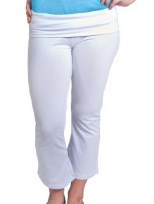 Comfortable Capri Yoga Pants-from ocdclothes.com