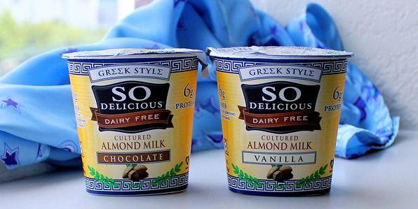 Brand New Foodie Finds Dairy Free Greek Yogurt Vegan Greek Yogurt Vegan Frozen Yogurt