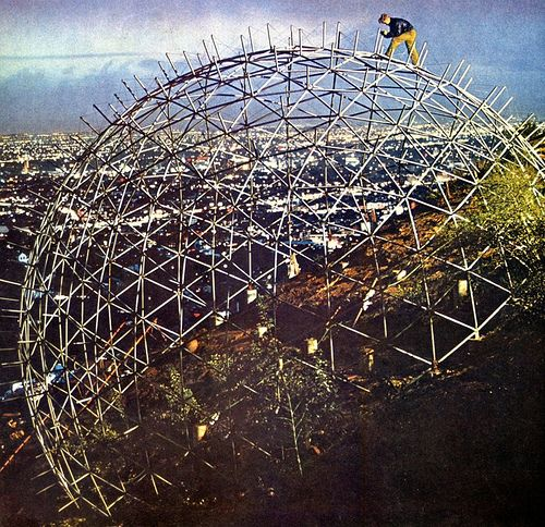 Dome House Futuristic: Geodesic Dome In 2019