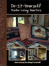 Beautiful Do It Yourself Horse Trailer Living Quarters DVD