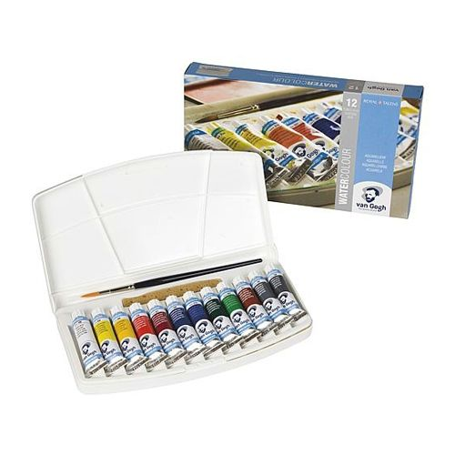 Van Gogh Studien Aquarellfarbe Van Gogh Watercolor Watercolor