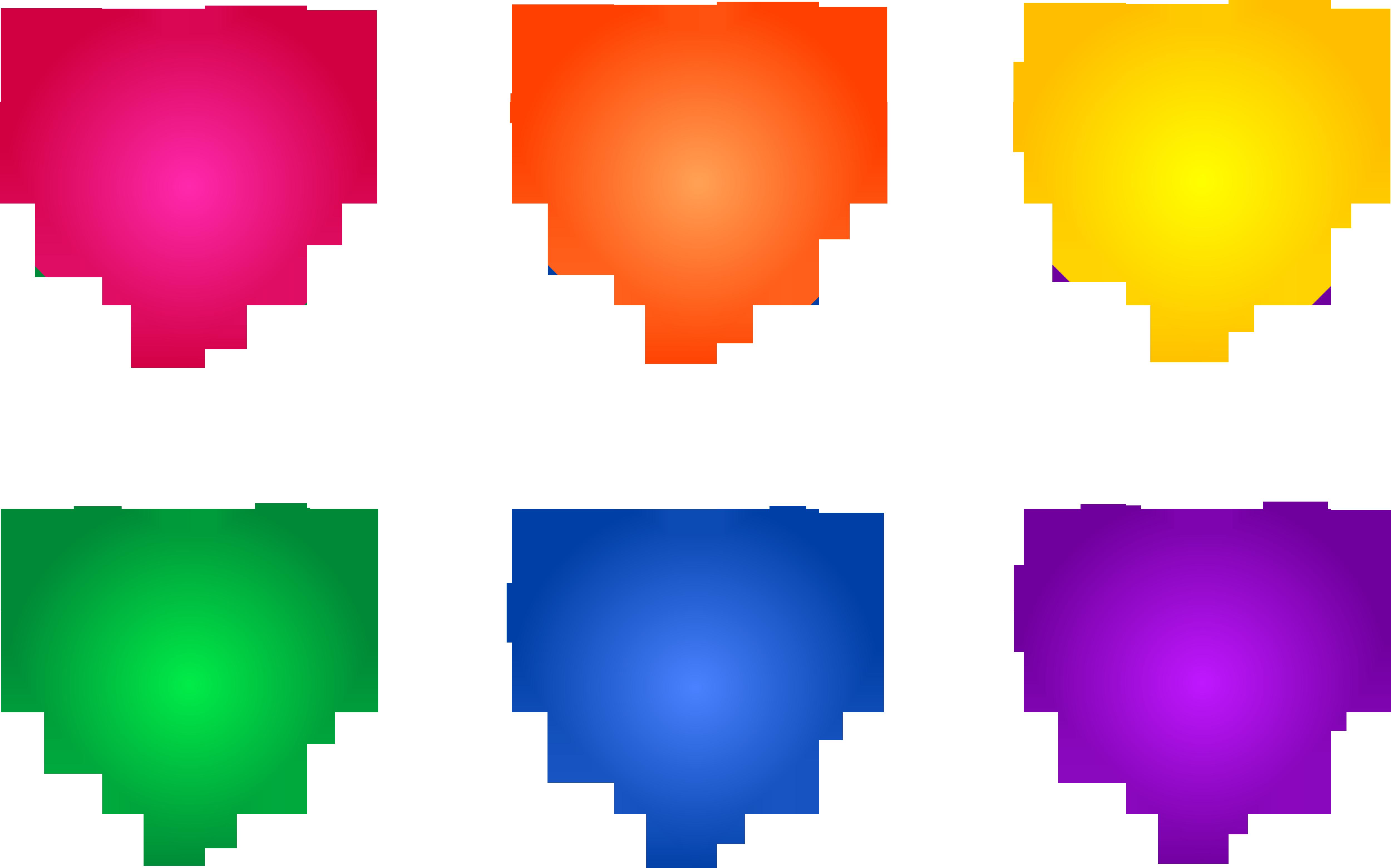 Pinterest Heart Clip Art Colorful Heart Construction Valentines