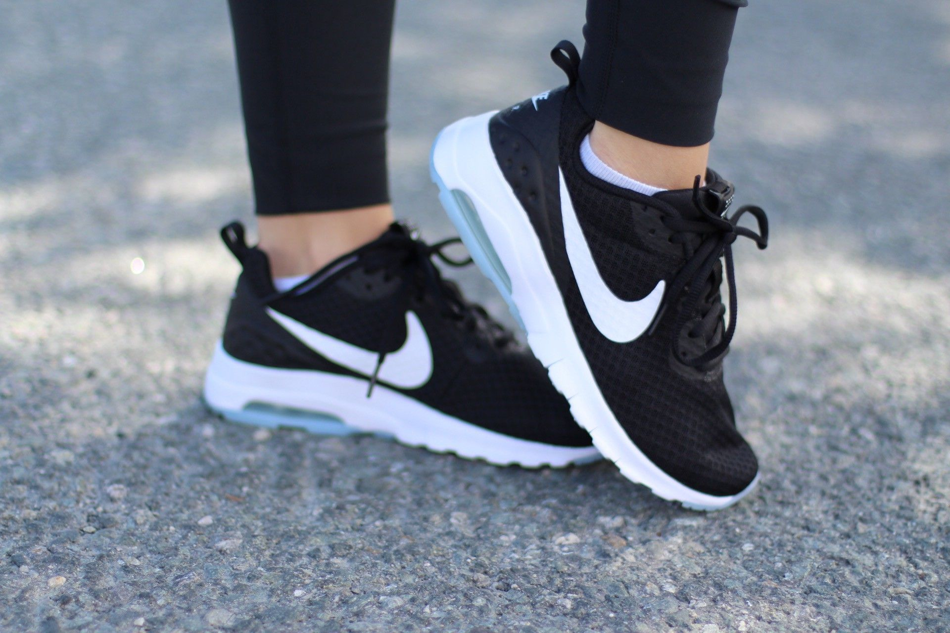 sale retailer 557c0 ad968 Nike Air Max Motion LW - Svart   GetInspired.no