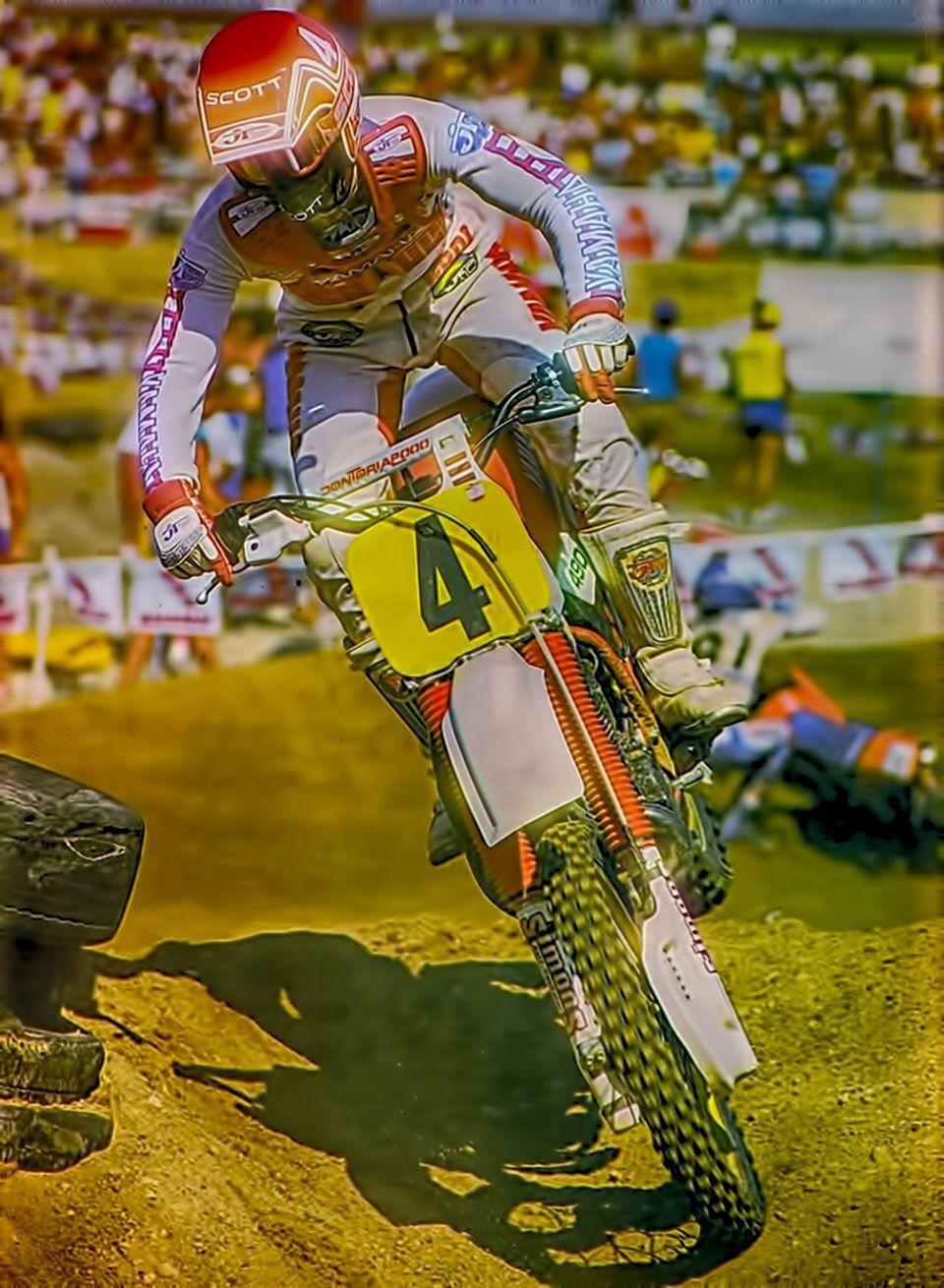 Broc Glover # motocross us
