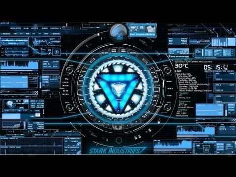 Stark Industries Desktop Youtube Iron Man Wallpaper Iron Man Hd Wallpaper Jarvis Iron Man