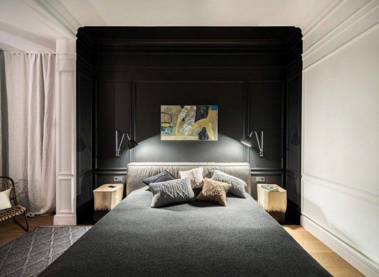 La Chambre A Coucher Moderne En 80 Idees Flambant Neuves A