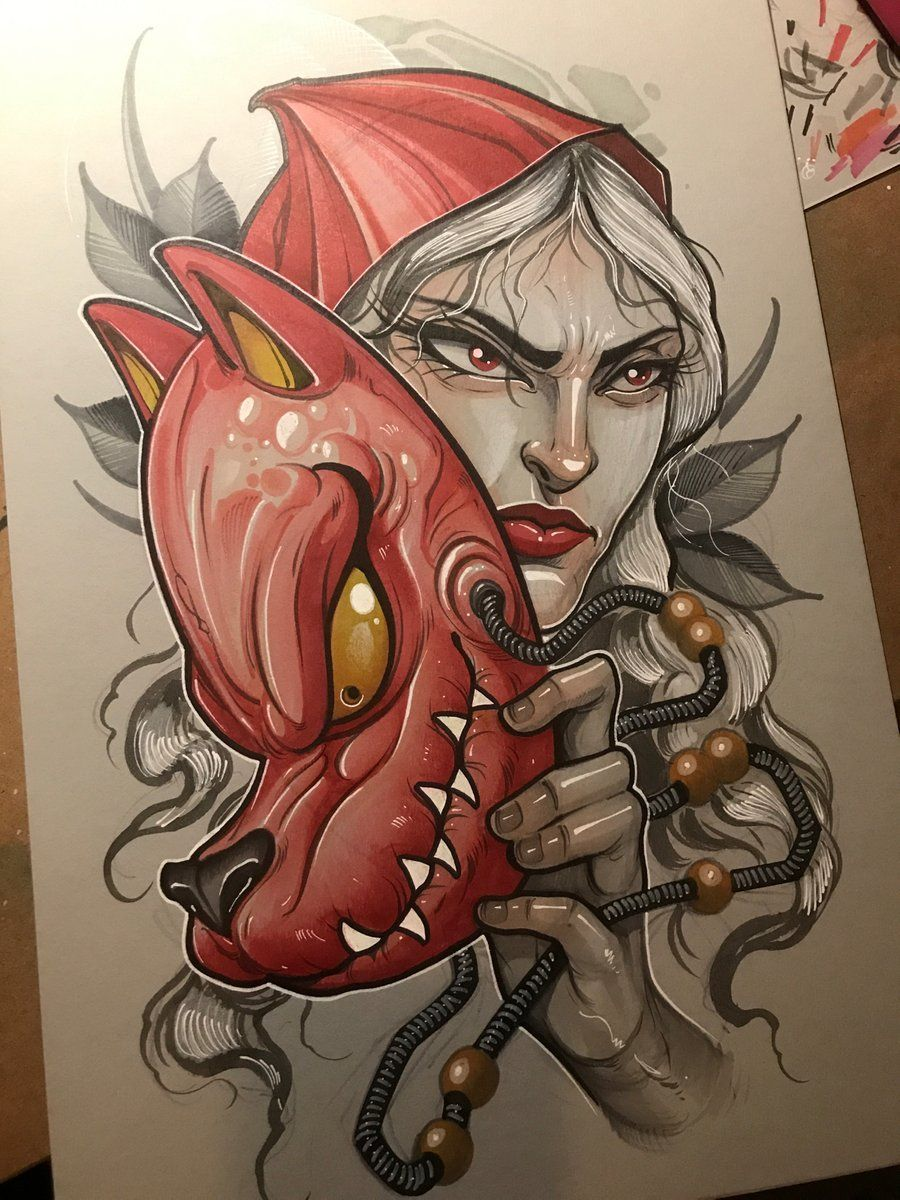 Mask Off In 2019 Real Art Tattoo Designs Traditional Tattoo