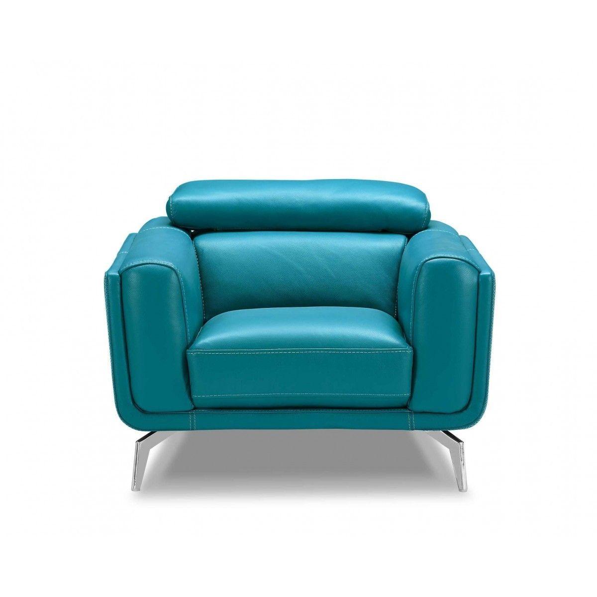 Blau Leder Stuhl   Stühle   Pinterest