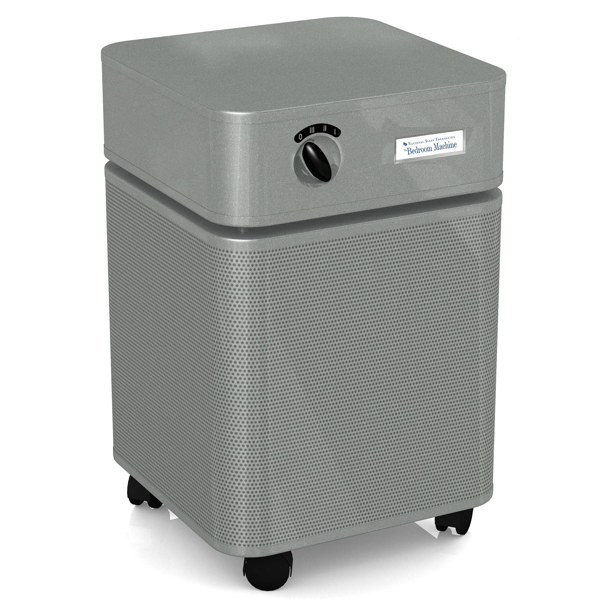 Austin Air Bedroom Machine in Silver Air purifier