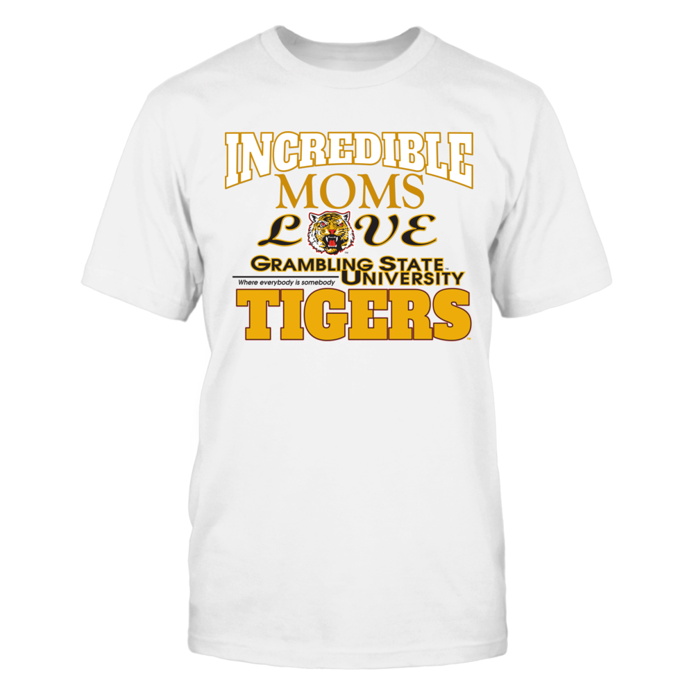 new concept d4a03 8c1ea Official grambling state university - moms love tigers ...