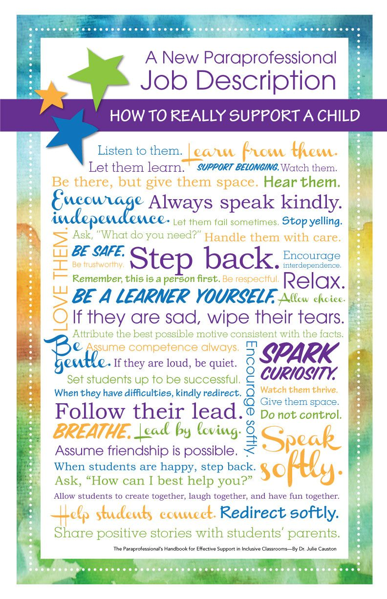 How to really support a child inspirational ideas from