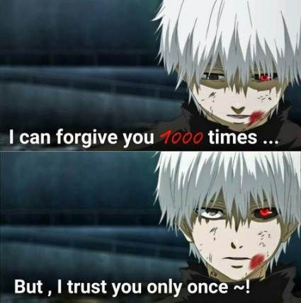 51+ Ideas For Quotes Love Anime Tokyo Ghoul