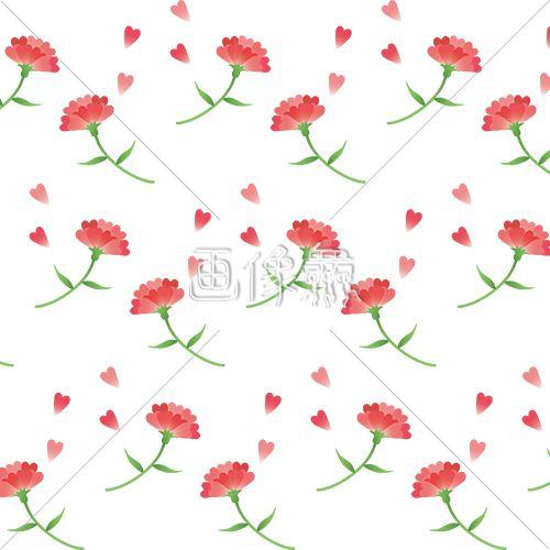 可愛いお花のイラストです It Is A Cute Flower Illustration 素材