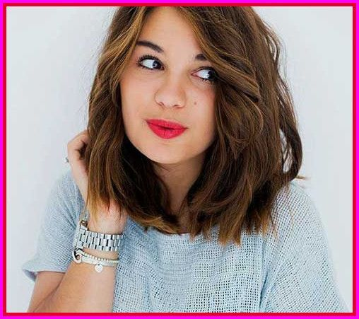50 Easy and Cute Hairstyles For Medium-Length Hair - Best Short Haircuts 2019 # ...