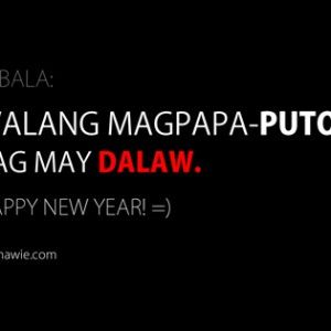Funny new year quotes in tagalog | Places to Visit | Pinterest ...