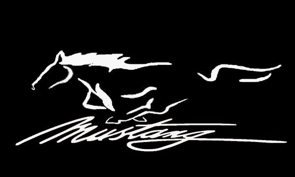 Mustang Decal Sticker Ford Truck Cars Transfer Windows Window Ford Mustang Logo Mustang Logo Mustang Tattoo