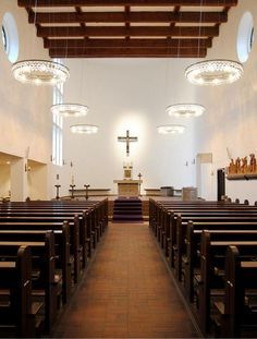 Image Result For Church Lighting Options High Ceilings
