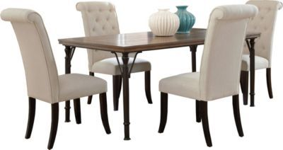 Ashley Tripton Table & 4 Chairs For the Home