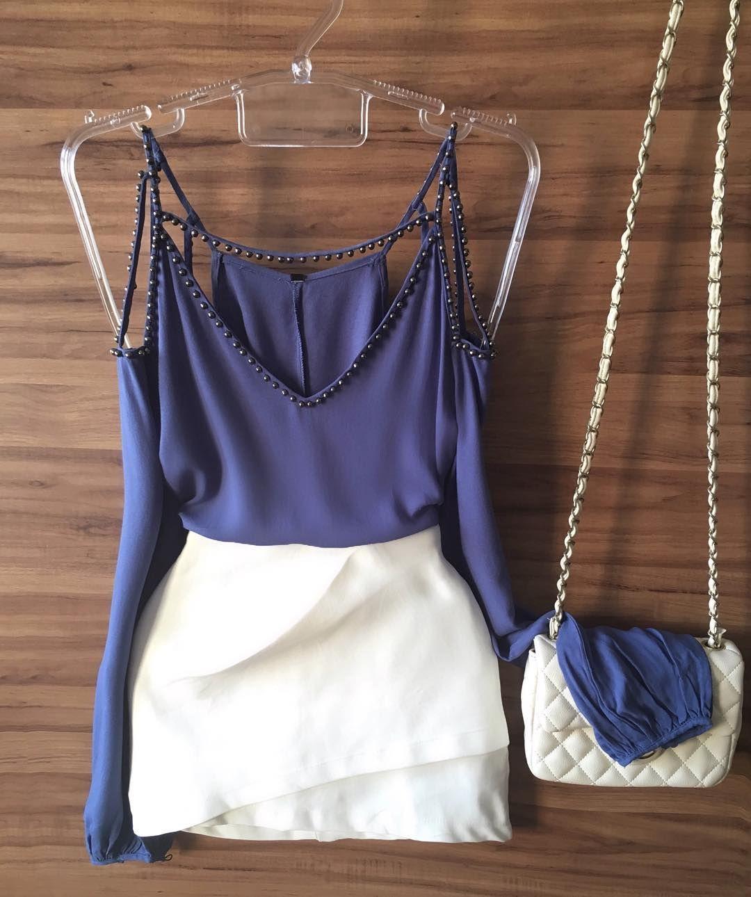 Pin de Amanda Luiza en Moda | Pinterest | Blusas, Ropa y Conjuntos