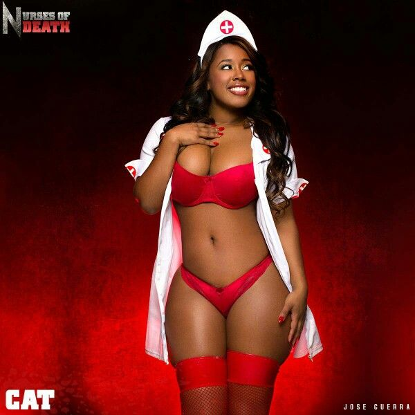 Cat Washington Black Girls, Black Women, Sexy Costumes For Women, Sexy  Nurse,