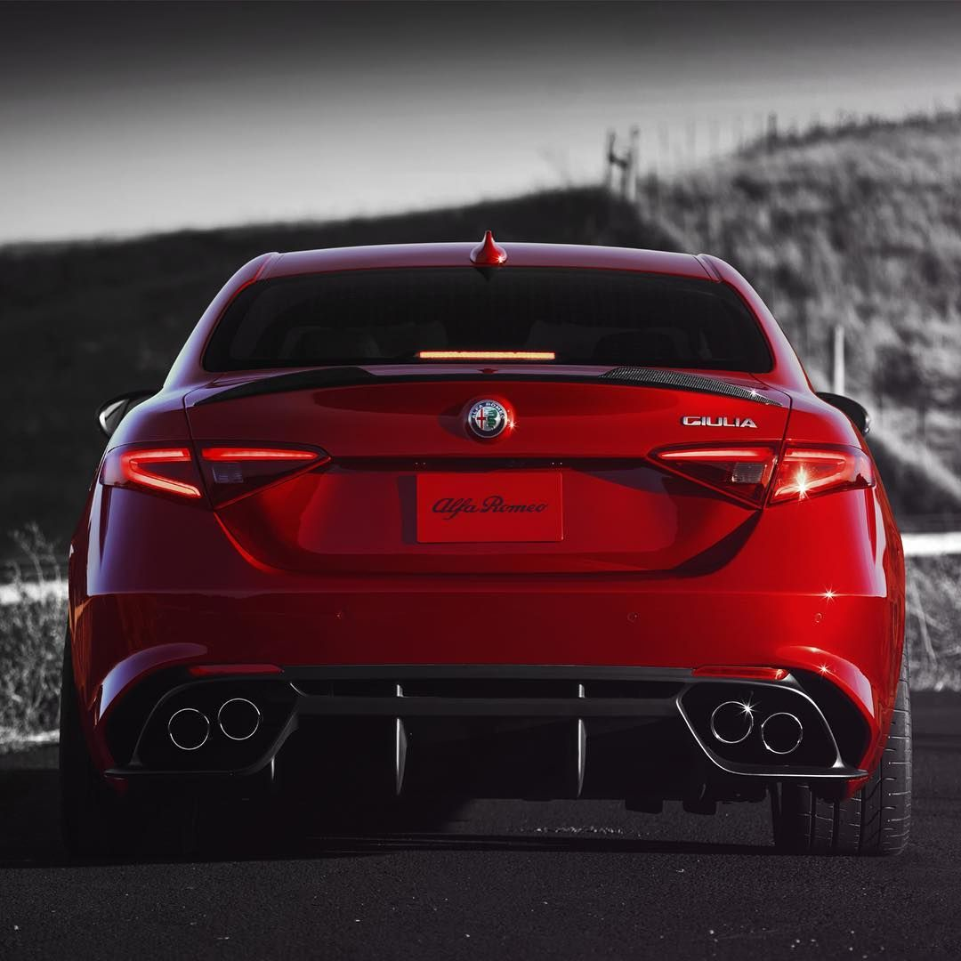 I Wouldn T Mind Following This Backside All Day Long Alfa Romeo