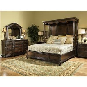Fairmont Designs Bedroom Sets Alluring Fairmont Designs Chateau Marmont King Bedroom Group  Comfy Beds Decorating Design