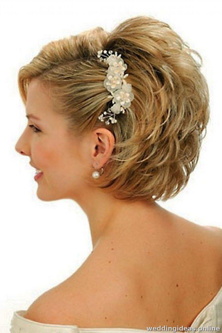 50 Schonsten Ideen Fur Brautfrisuren Hochzeitsfrisuren Kurze Haare Brautfrisur Kurze Haare Kurze Hochzeitsfrisuren